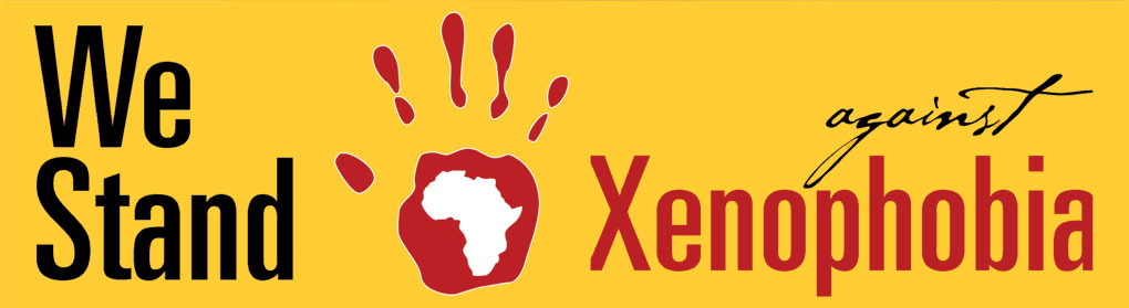 We stand against xeonophobia