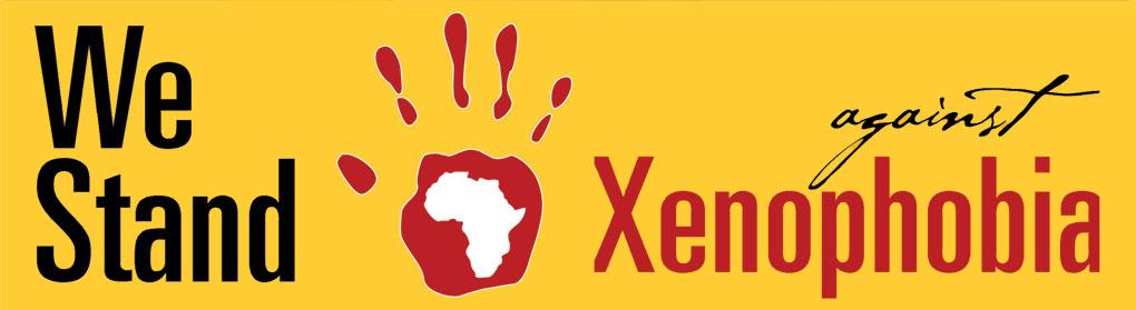 We stand against xeonophobia